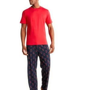 set-cadou-pijama-barbati-tommy-hilfiger-culoare-midnightblue-edshop-romania
