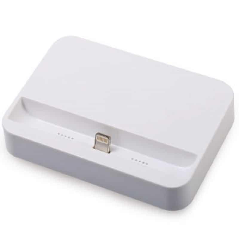 Suport-Stand-Dock-de-incarcare-pentru-iPhone-cu Lightning- descriere 2